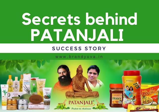 secret behind patanjali success story