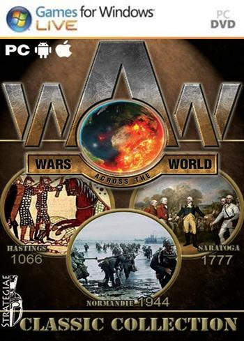 Wars Across The World PC Full Español