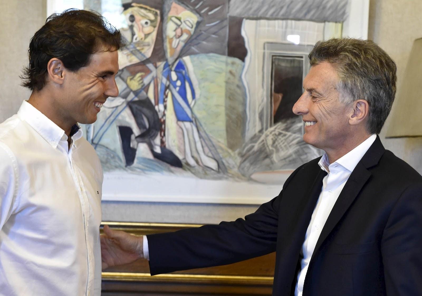 REUTERS/Argentine Presidency