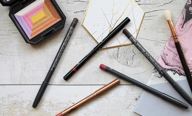 Lip Liners worth the Hassle - review and swatches