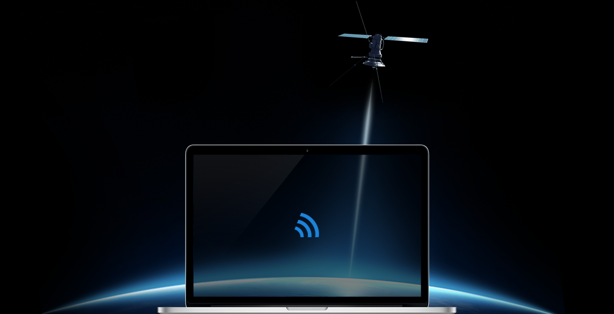 Como funciona internet via sat lite coisas da vida - Antena satelite interior ...