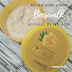 Review Body Scrub Beeswax by Watson