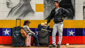 Los emigrantes venezolanos que deciden regresar