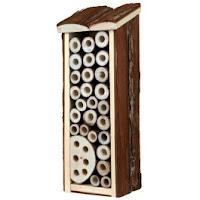 Natura Hôtel pour insectes 10 x 28 x 8 cm