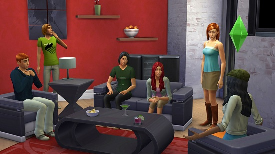 The Sims 4 PC Game