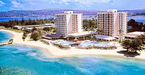 The Formerly Renovated Sunset Beach Resort Spa Is Located In Beautiful Parish Of Montego Bay Jamaica Known As 2nd City