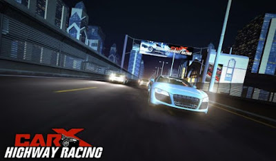 Download CarX Highway Racing Mod Apk Unlimited Money 1.38 Terbaru