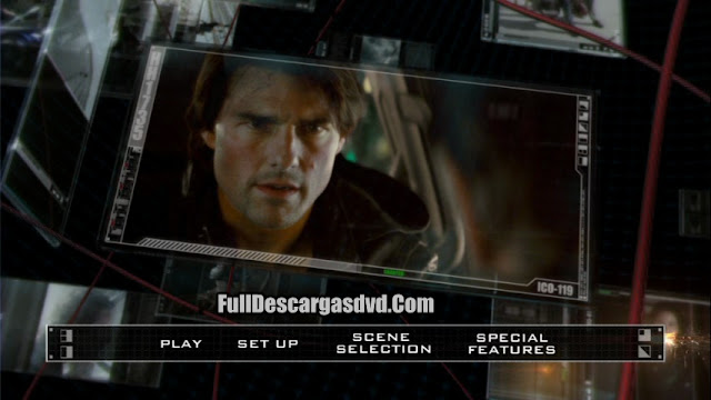 Mission Impossible 4 Ghost Protocol DVDR NTSC Español Latino Descargar