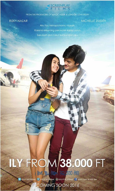 I Love You From 38.000 Feet (2016) Full Movie