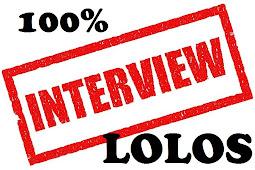 Tips Lolos Tes Interview Kerja