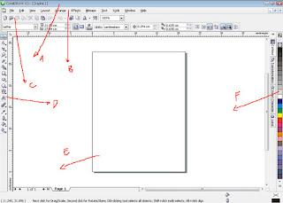 Belajar ilmu grafis Corel Draw sangat gampang untuk di pelajari alasannya yaitu banyak tutorial yang cara mencar ilmu tutorial coreldraw X3 bagi pemula