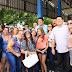 Em visita ao abrigo metálico, Agenor Neto reafirma compromisso de trabalhar pelo desenvolvimento de Iguatu