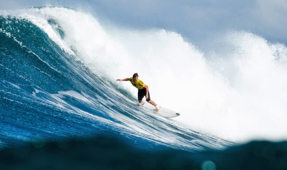 18 Vans World Cup of Sufing 2014 Perth Standlick Foto ASP