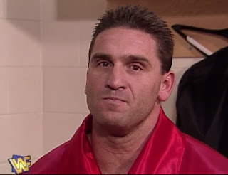 WWE/ WWF - In Your House 15: Ken Shamrock cuts a backstage promo on Vader