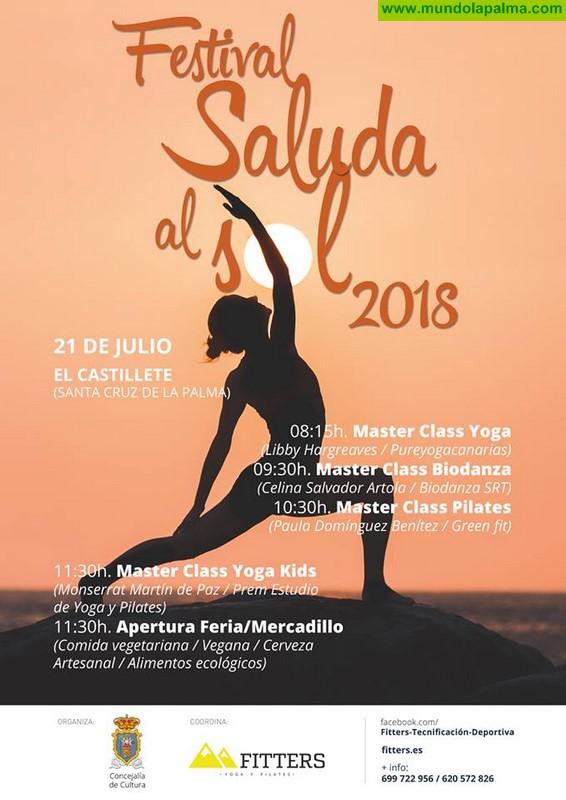 Festival Saluda al Sol 2018 en Santa Cruz de La Palma
