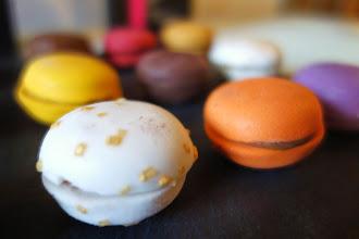 Coup de coeur : Les macaronias de Paris Chocolat par Eric Monterrat, maître-chocolatier