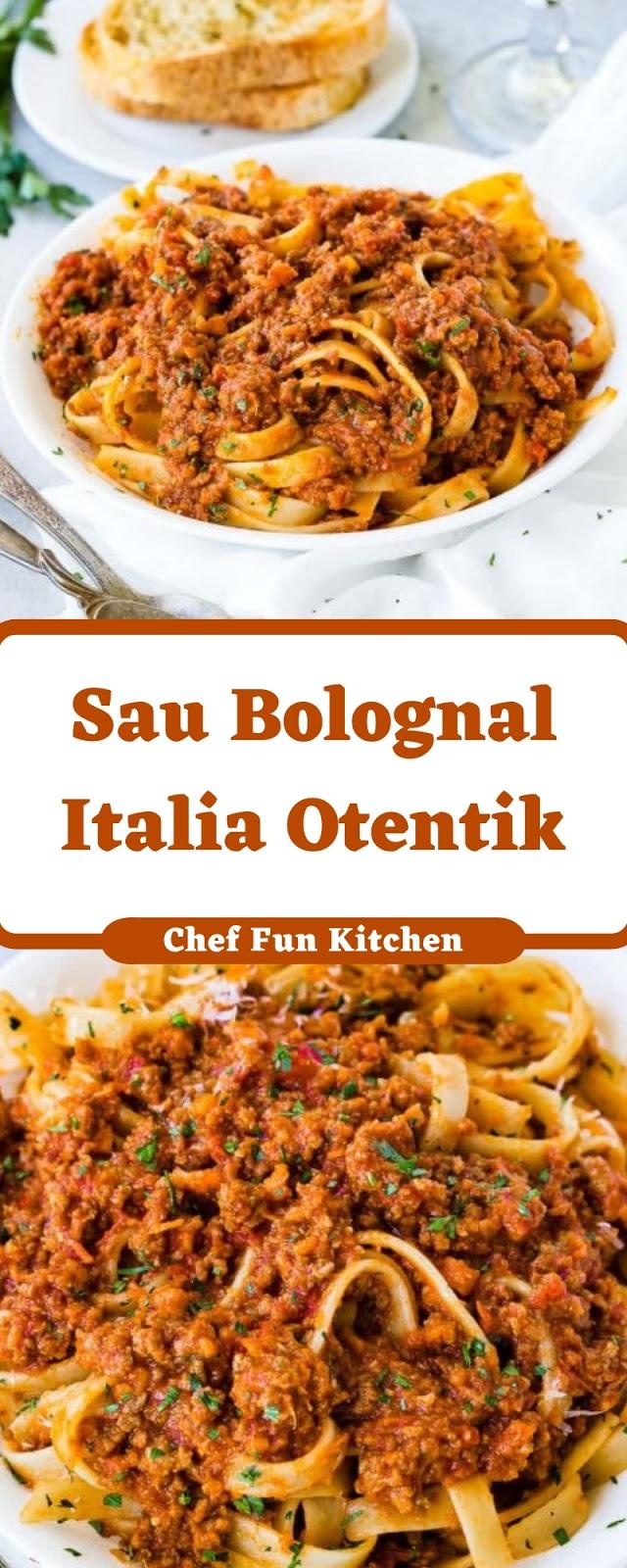 Sau Bolognal Italia Otentik