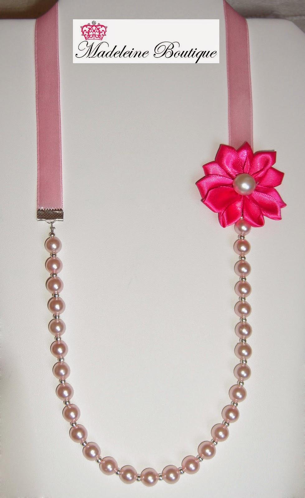 b19095b552ce Tu hija lucirá muy elegante con estos collares. Ideales para Bodas