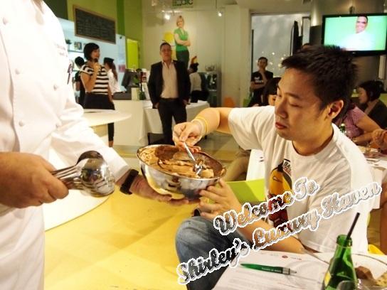 afc studio dbs masterclass food tasting