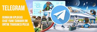 transaksi pulsa via telegram cara menjual pulsa lewat telegram  cara isi pulsa dni lewat telegram  cara daftar agen pulsa di telegram  cara mendaftar telegram untuk mengisi pulsa  transaksi pulsa via whatsapp  daftar harga pulsa telegram  cara isi token listrik via telegram  cara paralel telegram