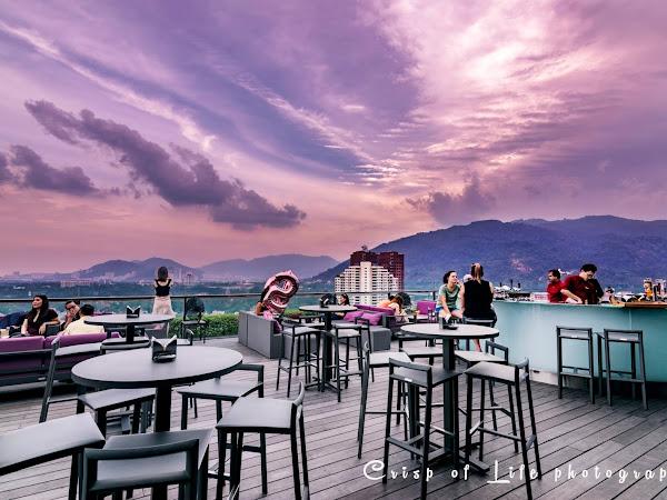 Gravity, the Rooftop Bar @ G Hotel Kelawai, Penang