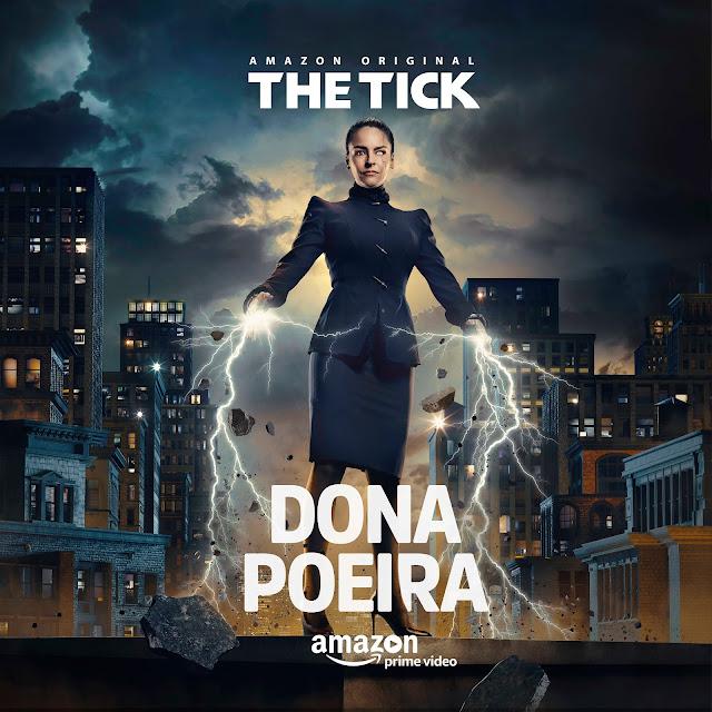 The Tick Dona Poeira