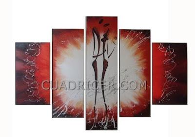 http://www.cuadricer.com/cuadros-pintados-a-mano-por-temas/cuadros-etnicos-africanos/cuadro-etnicos-rojos-677.html