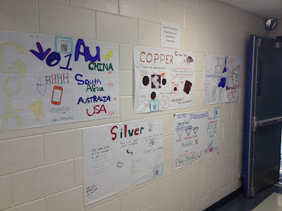 QR codes in the classroom, using QR codes with students