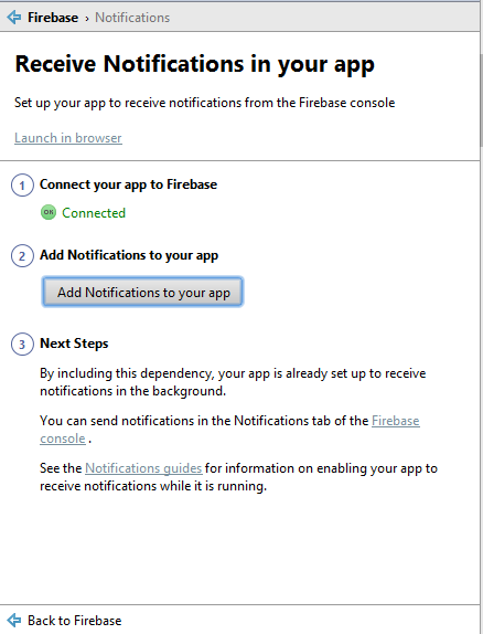 Cara Berga Membuat Push Notifikasi Android dengan Firebase Cloud Messaging