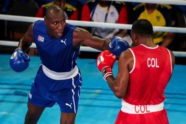 Cuba se llevó seis medallas de oro de siete posible, ganando el certamen de boxeo de los Juegos Centroamericanos y vuelve a sonar alto la calidad de la escuela antillana de pugilismo