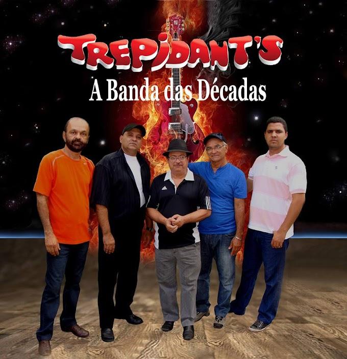 POR RONALDO MORELLE: Banda Trepidants uma história de sucessos. Em 2019 completa 49 anos na estrada.
