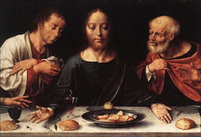 3. Niedziela Wielkanocna (A) - Poznajcie Chrystusa po ŁamaniuChleba