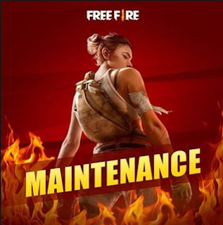 Maintenance FF Sampai kapan selesai di 22 Januari 2019 ini