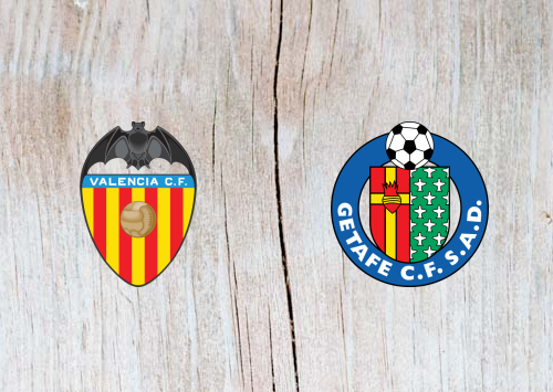 Valencia vs Getafe - Highlights 17 March 2019