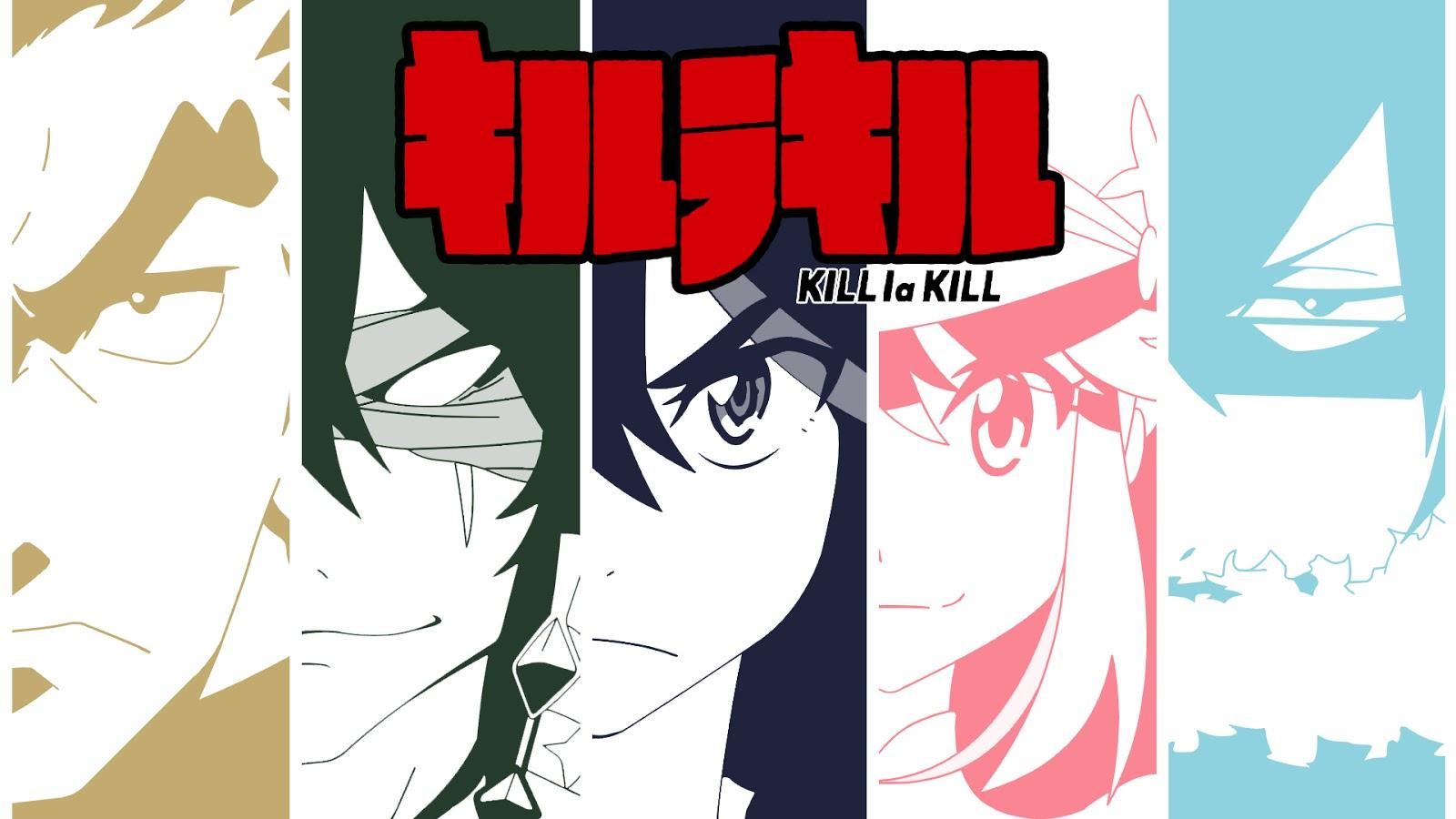 Kill La Kill Wallpapers