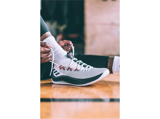 brand new 1867a 23efa adidas today unveiled Dame 4, the fourth signature shoe for basketball star  and hip-hop artist Damian Lillard. Designed to eliminate distractions, ...