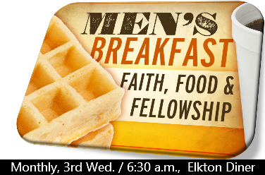 EUMC Mens Monthly Breakfast