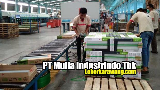 PT Mulia Industrindo Tbk Cikarang