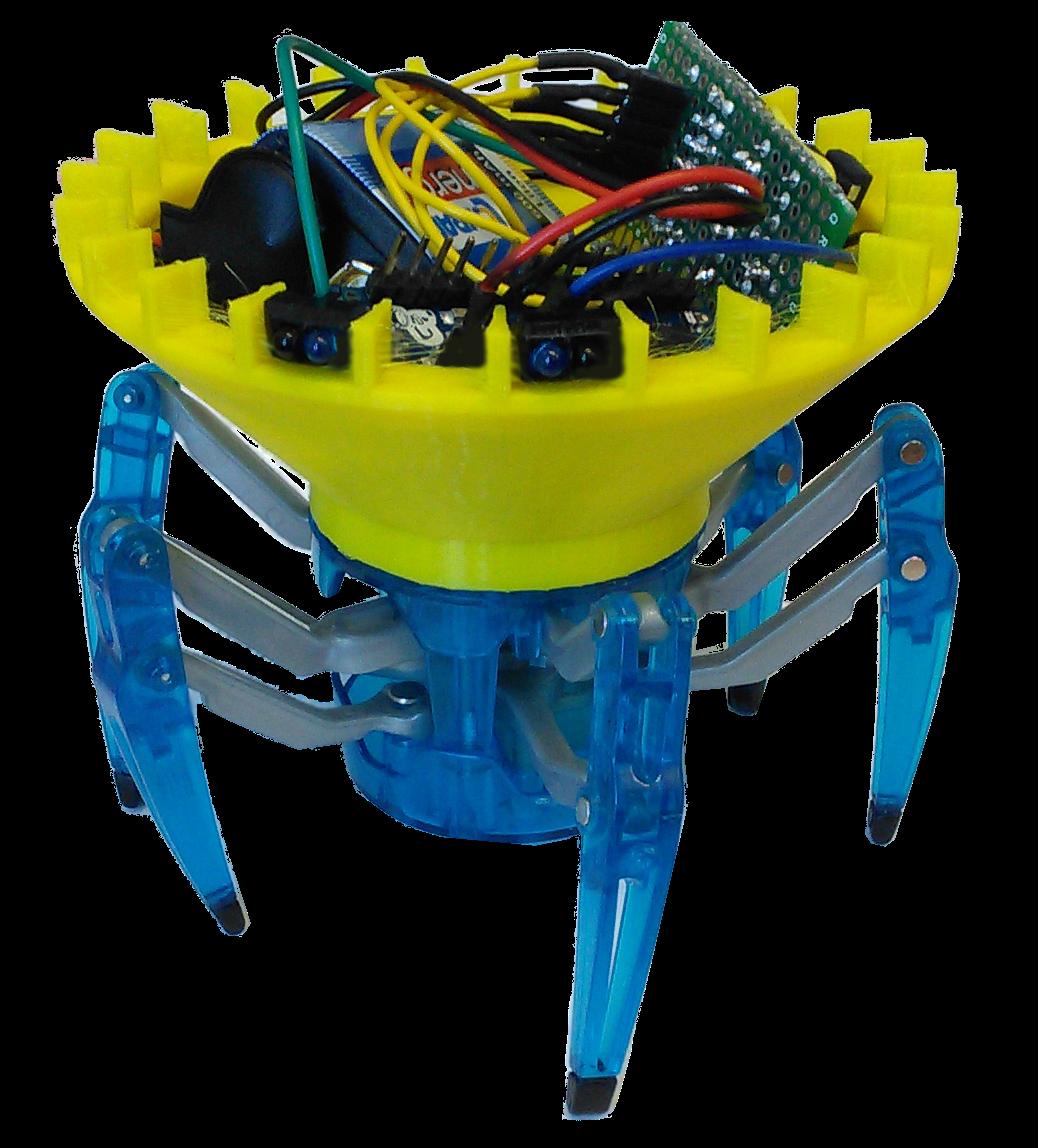 Phd thesis robot
