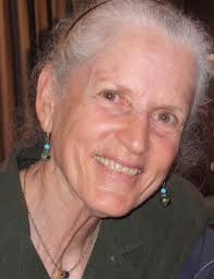Paulette Mahurin, author of The Day I Saw the Hummingbird