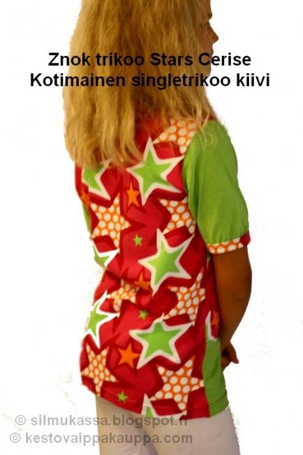 Kotimainen 1-värinen single trikoo 189e420c26