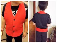 Little dracula vest