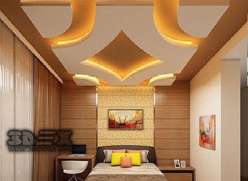 Pop False Ceiling Designs For Living Room: living hall design ideas