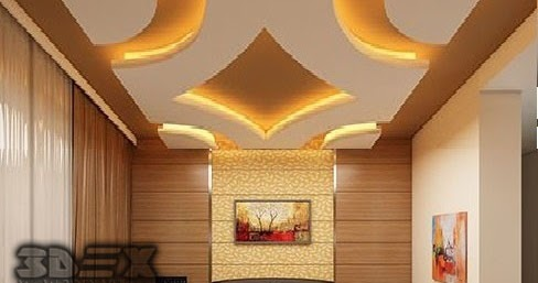New Pop False Ceiling Designs 2018 Pop Roof Design For Living Room Hall On Flipboard By Gamilaalex