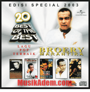 Download  20 Golden Best Lagu Broery Marantika Mp3 Terbaik