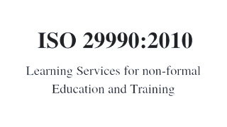 iso 29990 certification