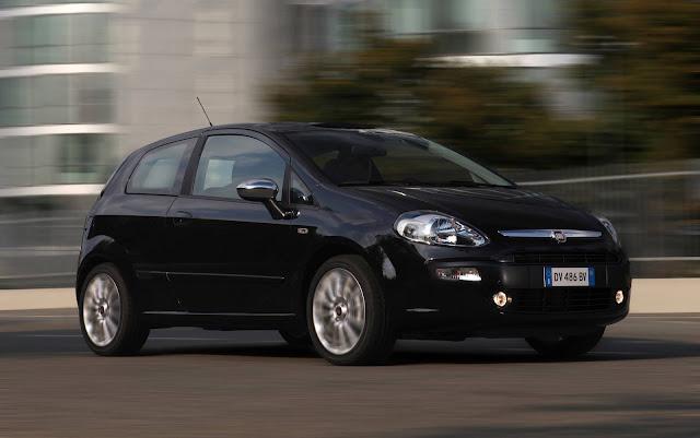 Fiat Punto 2009 Evo