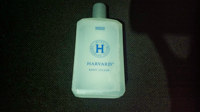 Marks and Spencer Harvard Body Splash
