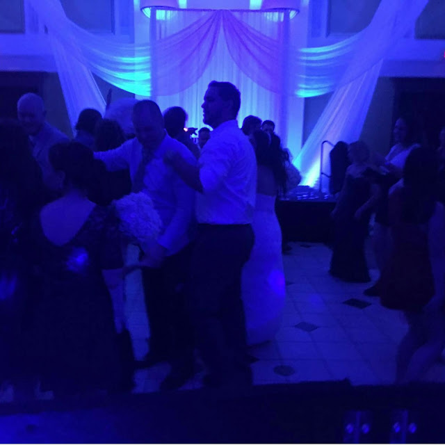 wedding party, South Florida dj, South Florida wedding planner