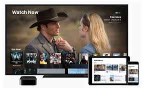 Finally Apple TV app to launch in Europe and US